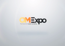 Logo OMExpo The future of digital marketing