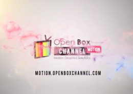 Logo Open Box Channel