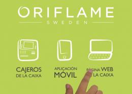 Web App Oriflame